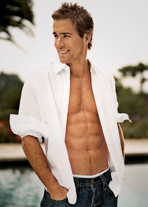 Ryan Reynolds.... a no brainer