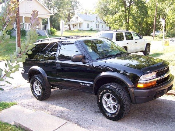 1989 Chevy S10 Blazer 4X4   This was my first SUV.    Sold it for cash when I began to receive company cars the next 20 years