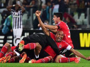 Juventus - Benfica (01-05-2014)