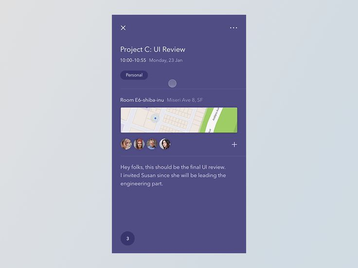 UI Interactions of the week #59