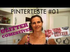 3 maneiras de fazer glitter comestível em casa