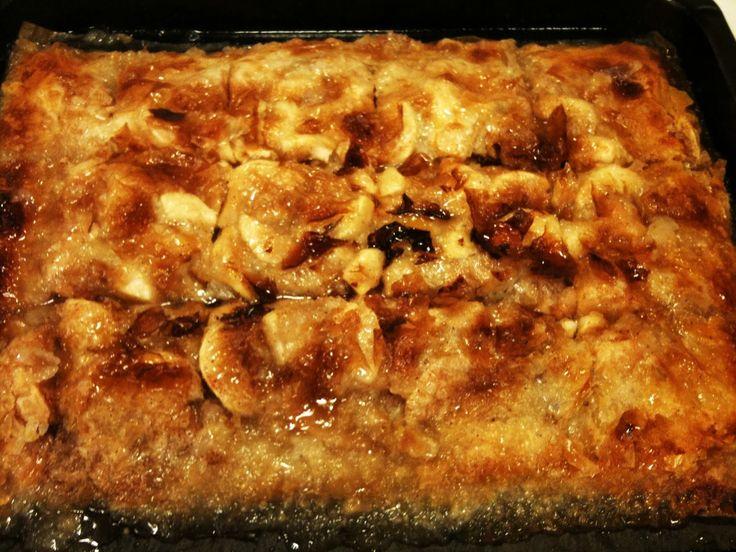 Æblekage fra Provence - en god opskrift på en god kage