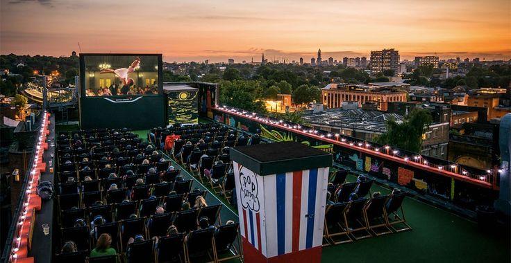 Rooftop Cinema London
