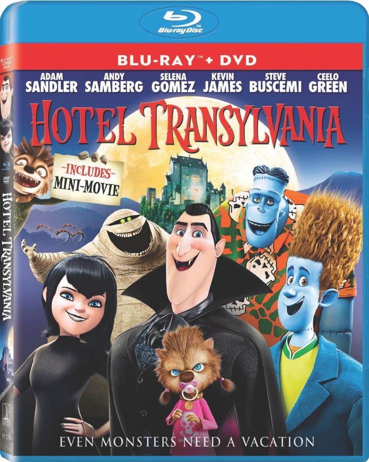 Hotel Transylvania (2012) ($6.25) - Great kids movie, was very good story line. - It's just like all of the movies now, where there's funny things that the adults get and alot of things that kids like, so everyone is happy watching it. - It is a very funny movie and has adult humor thrown in to keep the adults into the movie. http://www.amazon.com/exec/obidos/ASIN/B009UWYFFK/electronicfro-20/ASIN/B009UWYFFK