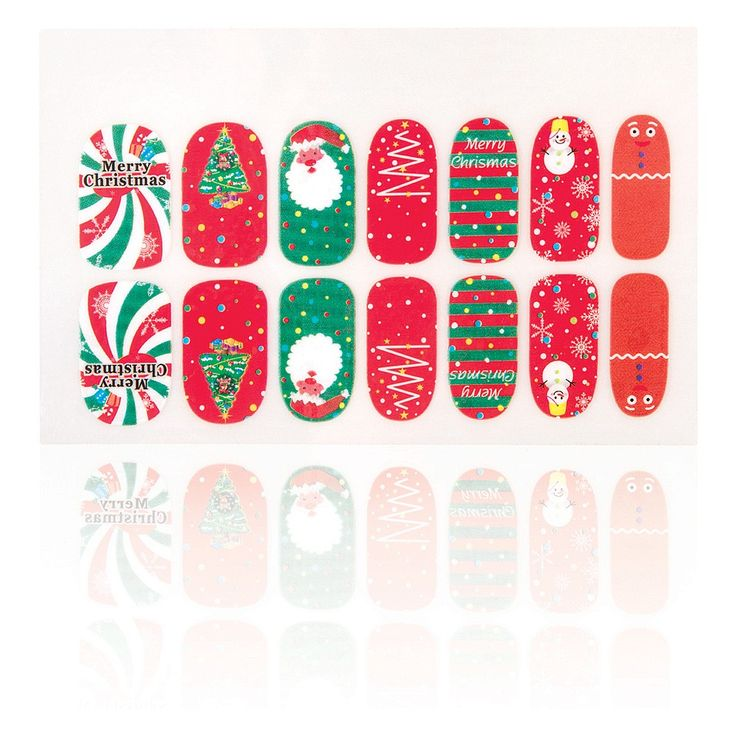 14 best Christmas Nail Art Essentials images on Pinterest ...