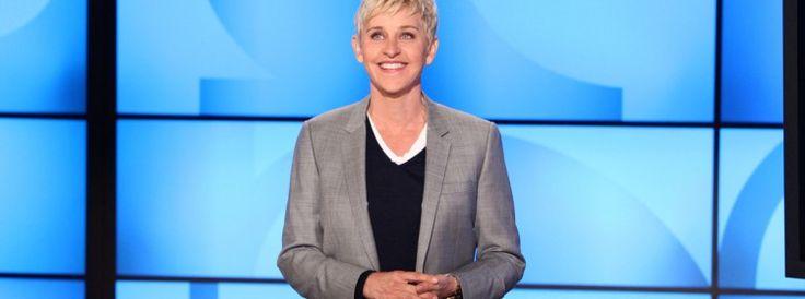 Ellen Degeneres Quits Smoking