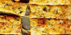 Peynirli Sarımsaklı Ekmek