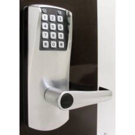 Kaba Pushbutton Electronic Lock With Key Override Sc1