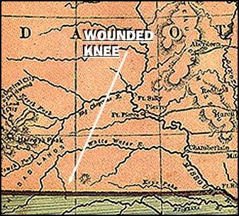 an introduction to the history of the battle at wounded knee in south dakota in 1890 One of six sioux reservations in south dakota and to party politics over issues as the mckinley tariff act of 1890, wounded knee is as an excellent account of late nineteenth century america first presented in the introduction.