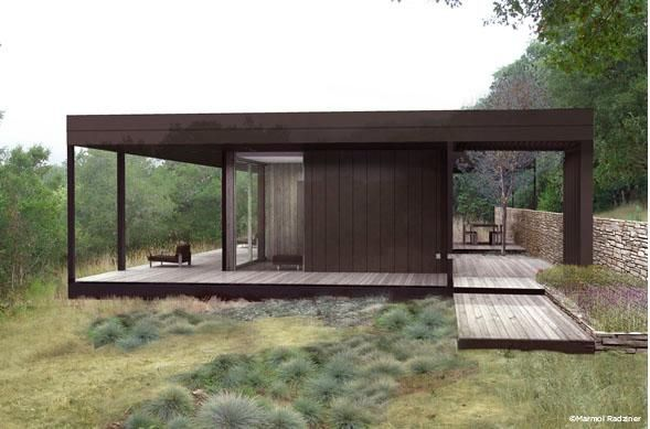 Wallace creek x marmol radziner prefab architecture for Wallace custom homes