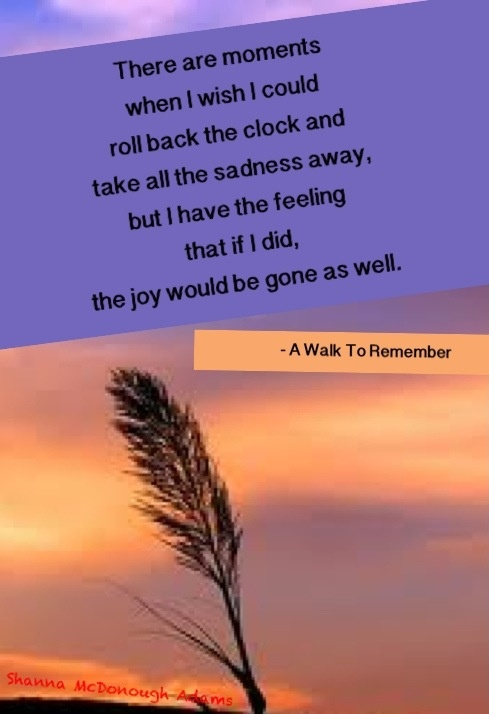 For those of us who are missing someone special in Heaven.