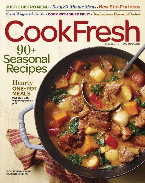 48 best cooking images on pinterest cooking light magazine and the best of fine cooking winter 2017 forumfinder Gallery