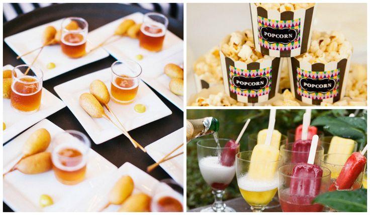 <p>Enamora a todos los que asistan a tu boda con estas deliciosas opciones. </p>