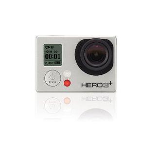 GoPro HERO 3+ Silver Edition - Videocámara deportiva de 10 Mp (vídeo Full HD, estabilizador, WiFi)