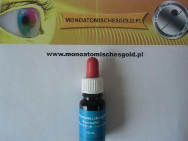 monoatomischesgold.pl - Monoatomisches gold: Golden S-Elixier Zwei in Einem (10 ml.)