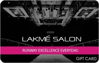 "Giveaway- ""3 Lakme Salon Gift Cards worth Rs2000 each"""