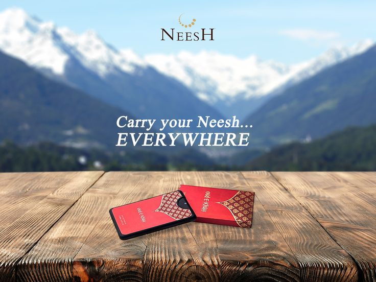 Don't forget to take Neesh on your vacations… #PortablePocketPerfume #SummerCompanion Buy now: http://goo.gl/spTuwx