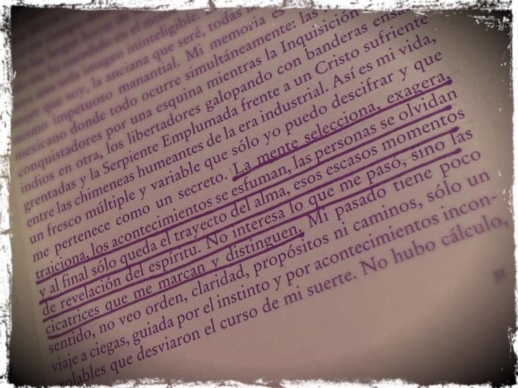 La mente #IsabelAllende #frases #citas