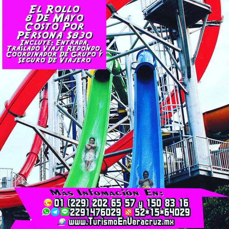 #Excursión a #ElRollo este 8 de mayo +Info http://www.turismoenveracruz.mx/category/el-rollo-2/