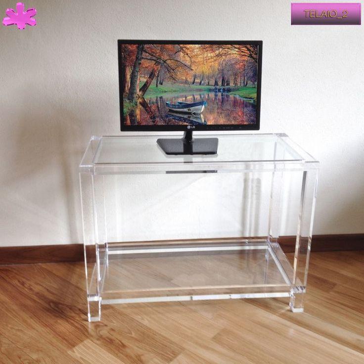 Oltre 25 fantastiche idee su mobili tv su pinterest porta tv armadi della tv e mensole per la tv - Mobili in plexiglass ...