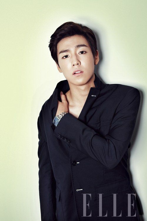 Actor Lee Hyun Woo