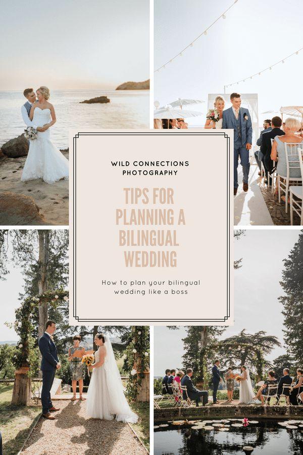 How To Plan A Bilingual Wedding By Wild Connections Photography