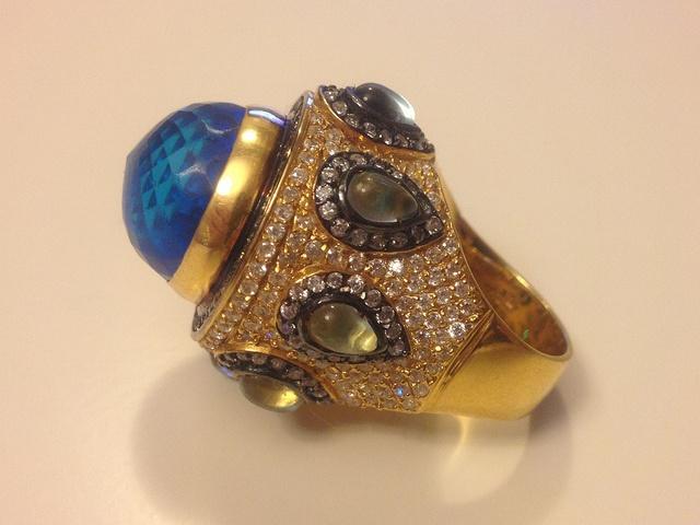 Grand Bazaar Jewelry - Istanbul, Turkey - Master Jewelers Collection #MC (82), via Flickr #Turkish #Jewellery #Ethnic #Unique #Designer #Jewels #Direct from the #Manufacturer GrandBazaarJewelers.com #since1455