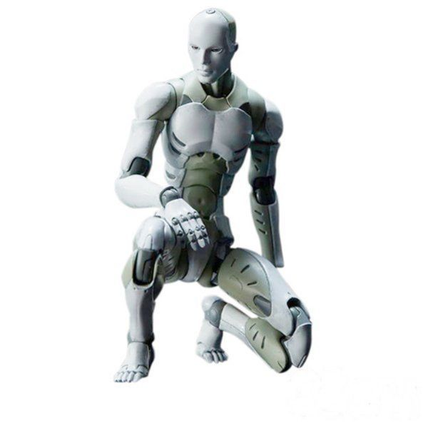 TOA Heavy Industries Synthetic Human He Body 1//6 Action Figure Figurine IN BOX
