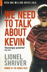 We Need to Talk About Kevin is a fictional novel by Lionel Shriver (born Margaret Ann Shriver). It was published in 2003. Kevin walked into his...
