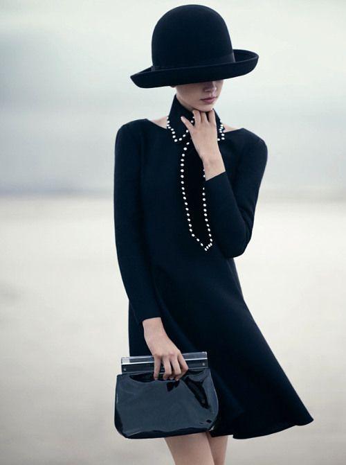 she-loves-fashion: Emporio Armani F/W 2014-15 by Boo George