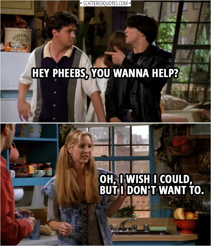 100+ Best \'Friends\' Quotes | Friends moments, Tv show quotes ...