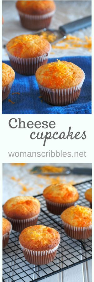 Cheese Cupcakes - Woman Scribbles