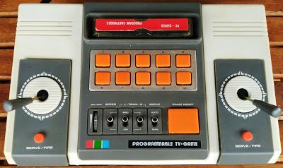 Retro Ordenadores Orty: Consola Programmable TV-Game (Soundic SD-050) (1978)