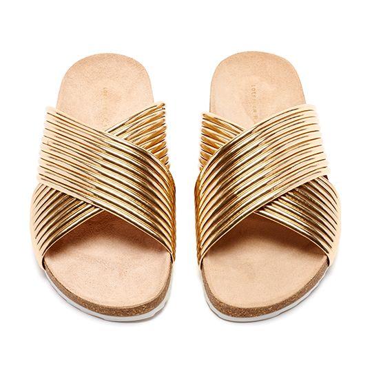 Petra Cross Strap - Sandals   Loeffler Randall