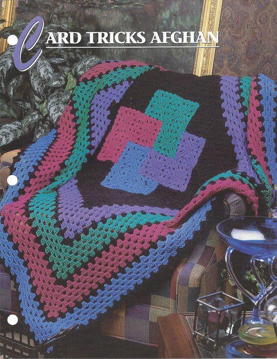 Mejores 115 imágenes de crochet quilts en Pinterest | Mantas de ...