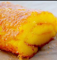 Torta de laranja - Receitas Já, rapidas, faceis e simples Culinária para…