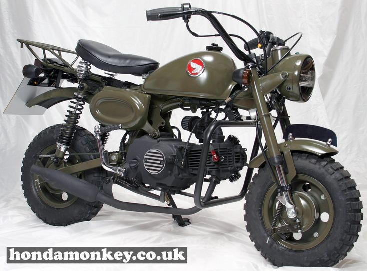 """honda ruckus military 
