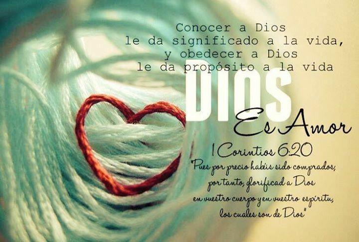 Que grande, maravilloso e insuperable es el amor de nuestro Dios...