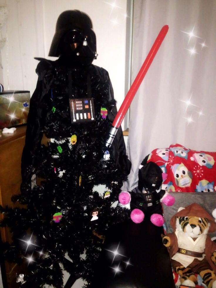 Darth Vader Christmas Decoration