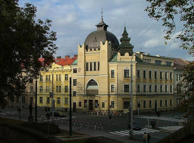Hradec Kralove Synagogue, Czech Republic