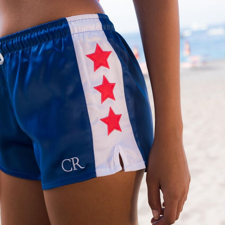 Sporty Shorts | Princess Blue - Broeken - Vrouwen Colourful Rebel | Official Online Store