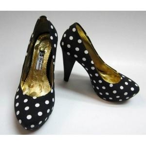 Unos hermosos zapatos polca. Con que te los pondrías¿
