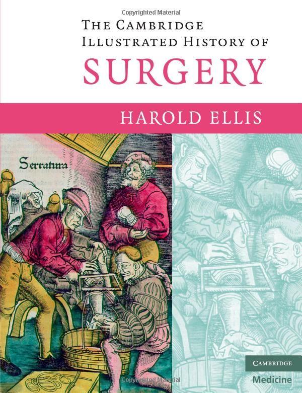 Cambridge Illustrated History of Surgery: Amazon.co.uk by Harold Ellis