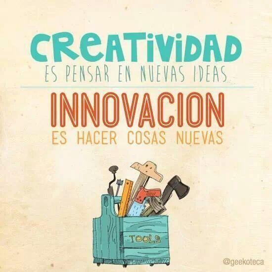 the cool ruler: Creatividad e Innovación