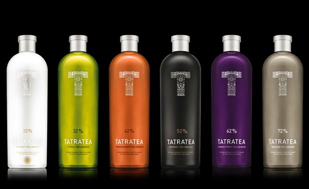 tatra tea liquor packaging - Google Search