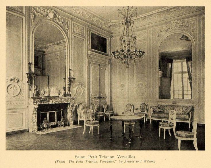 1000 images about pt1 salon de compagnie on pinterest for Salon versaille