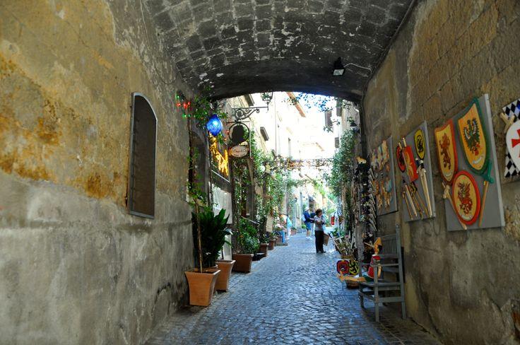 Bellissimo scorcio di Orvieto!