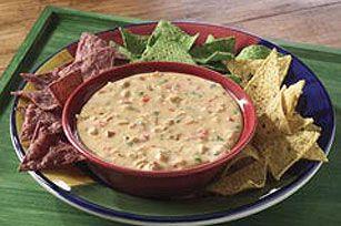 VELVEETA Southwestern Chicken Dip Recipe - Kraft Recipes