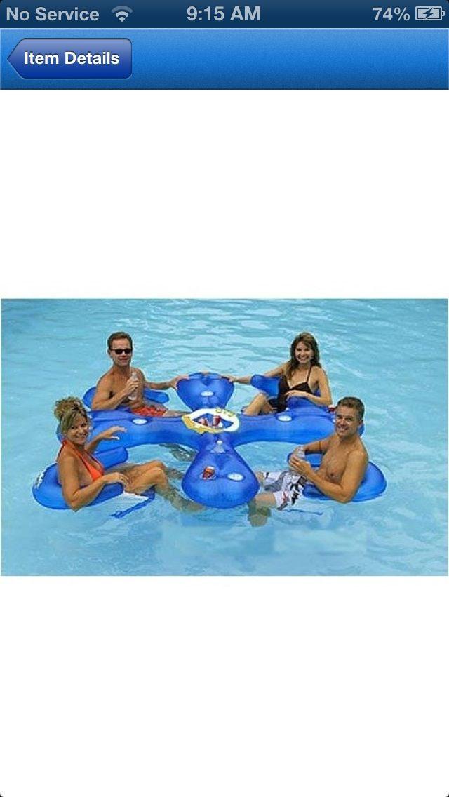 Lake float