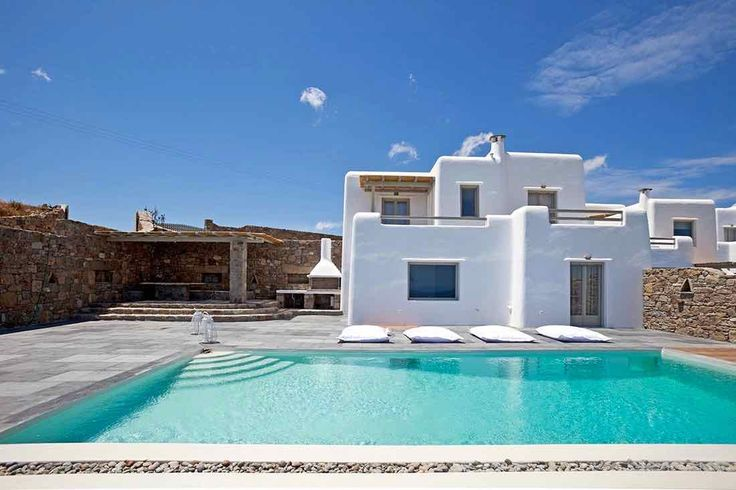 Astra is an amazing pretty Greek villa in Mykonos that offers the ultimate holiday experience...!